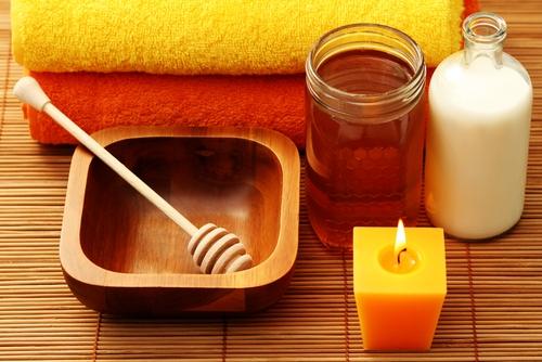 Honey scrub 2