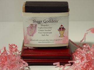 Sheer Goddess Bath Bar
