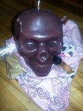 Maman Brigitte's Ancestor Candle