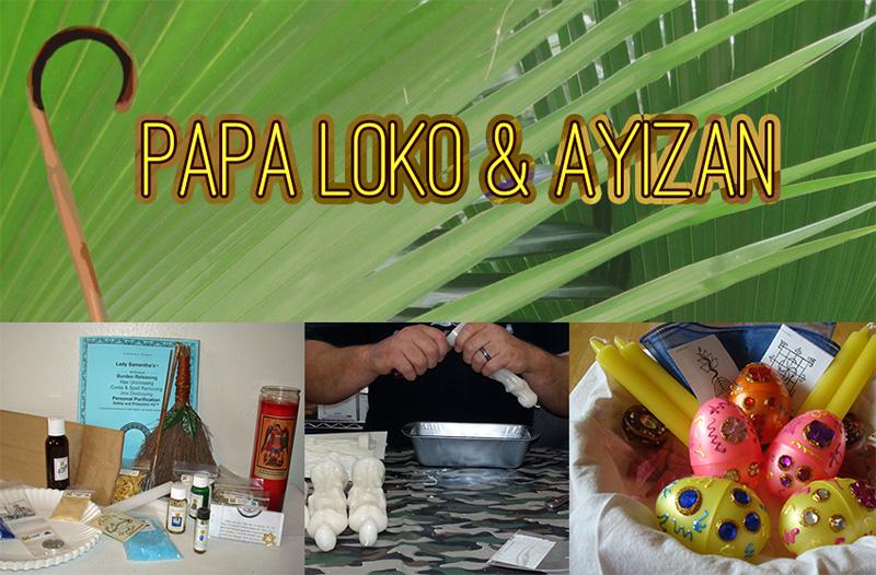 Loko-ayizan-healing