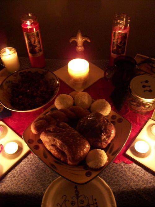 6/13/10 Papa Legba Ritual